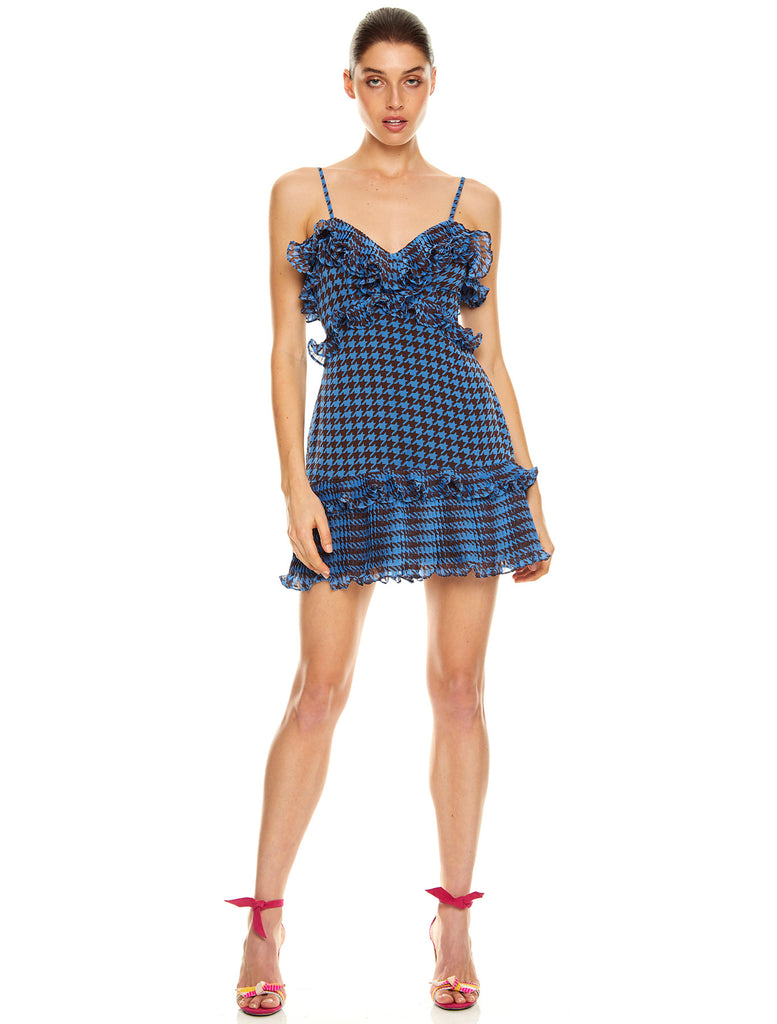 SPARKS FLY MINI DRESS