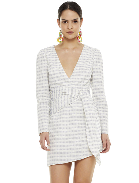 RADIATE LS MINI DRESS