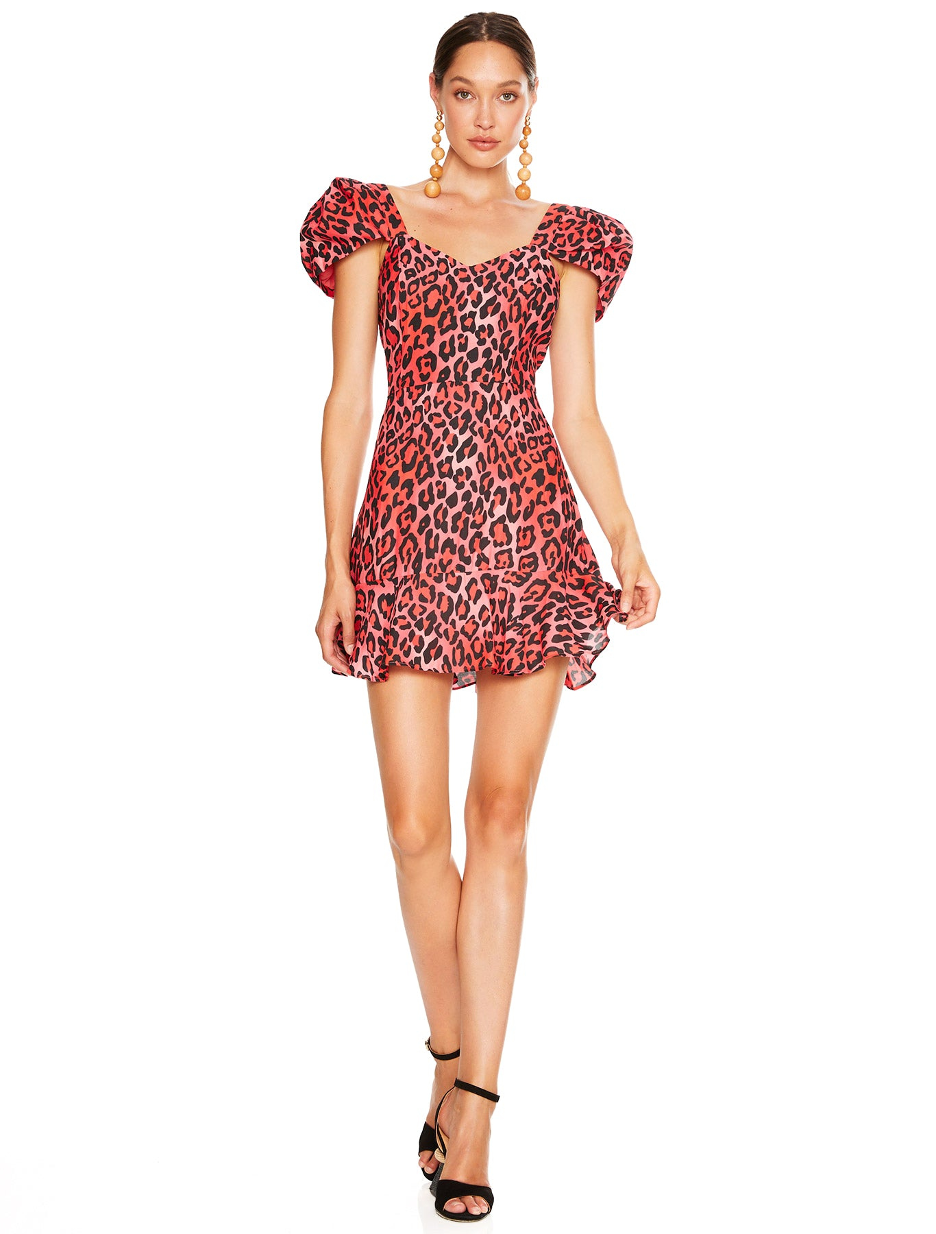 PARTY ANIMAL MINI DRESS