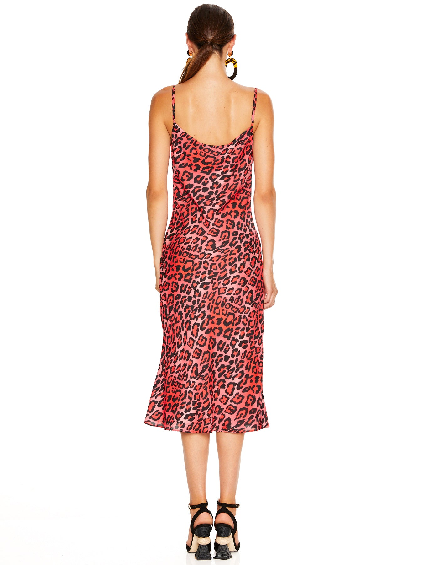 PARTY ANIMAL MIDI DRESS