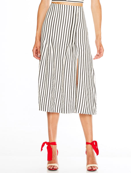 WILD HONEY MIDI SKIRT