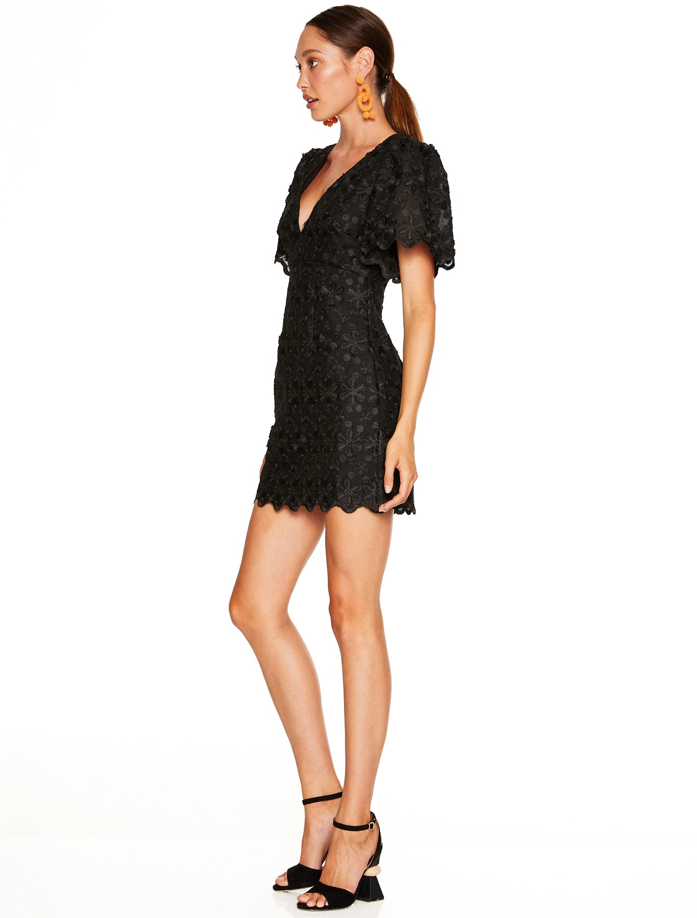 LIMOUSINE MINI DRESS