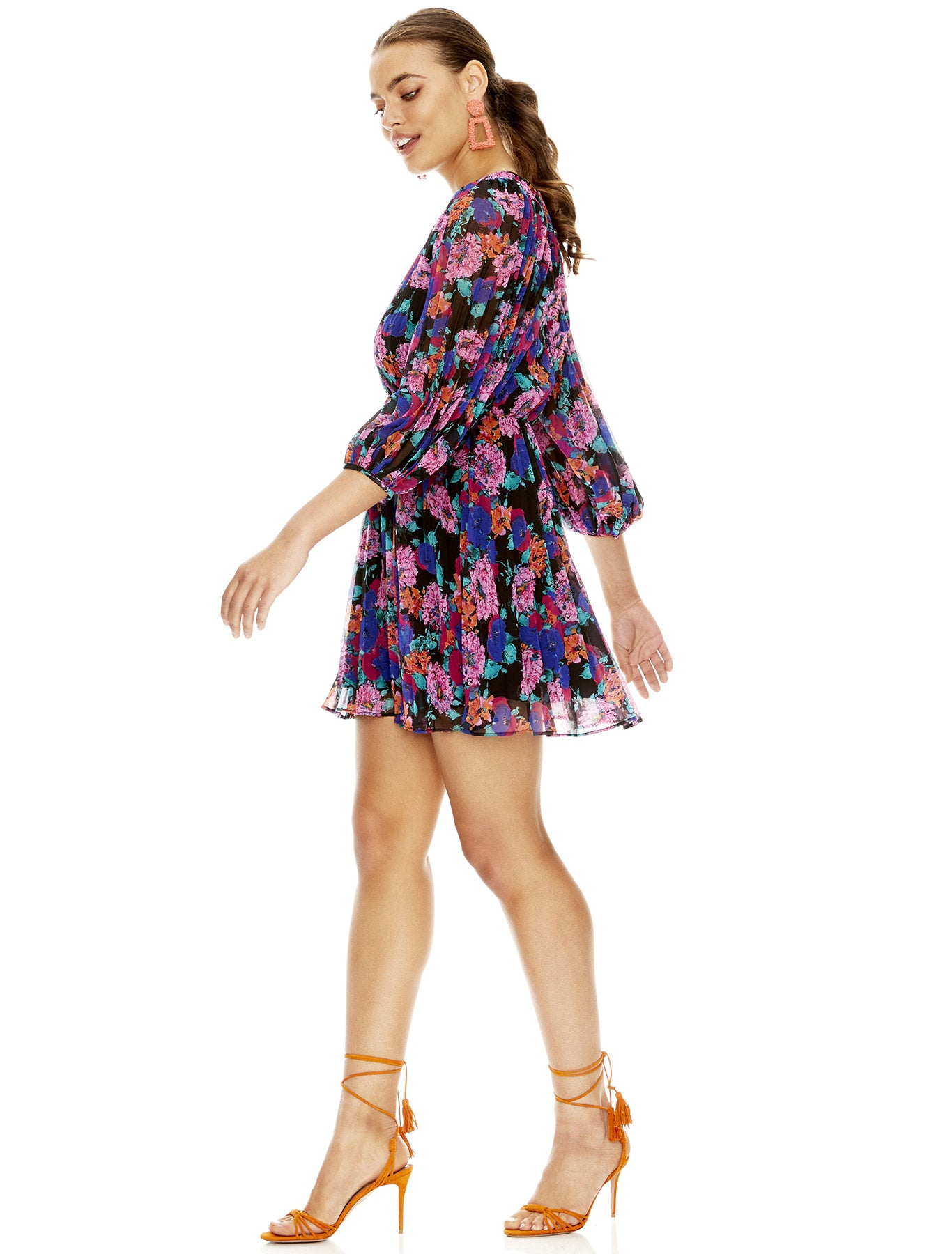 SWEET TALK MINI DRESS