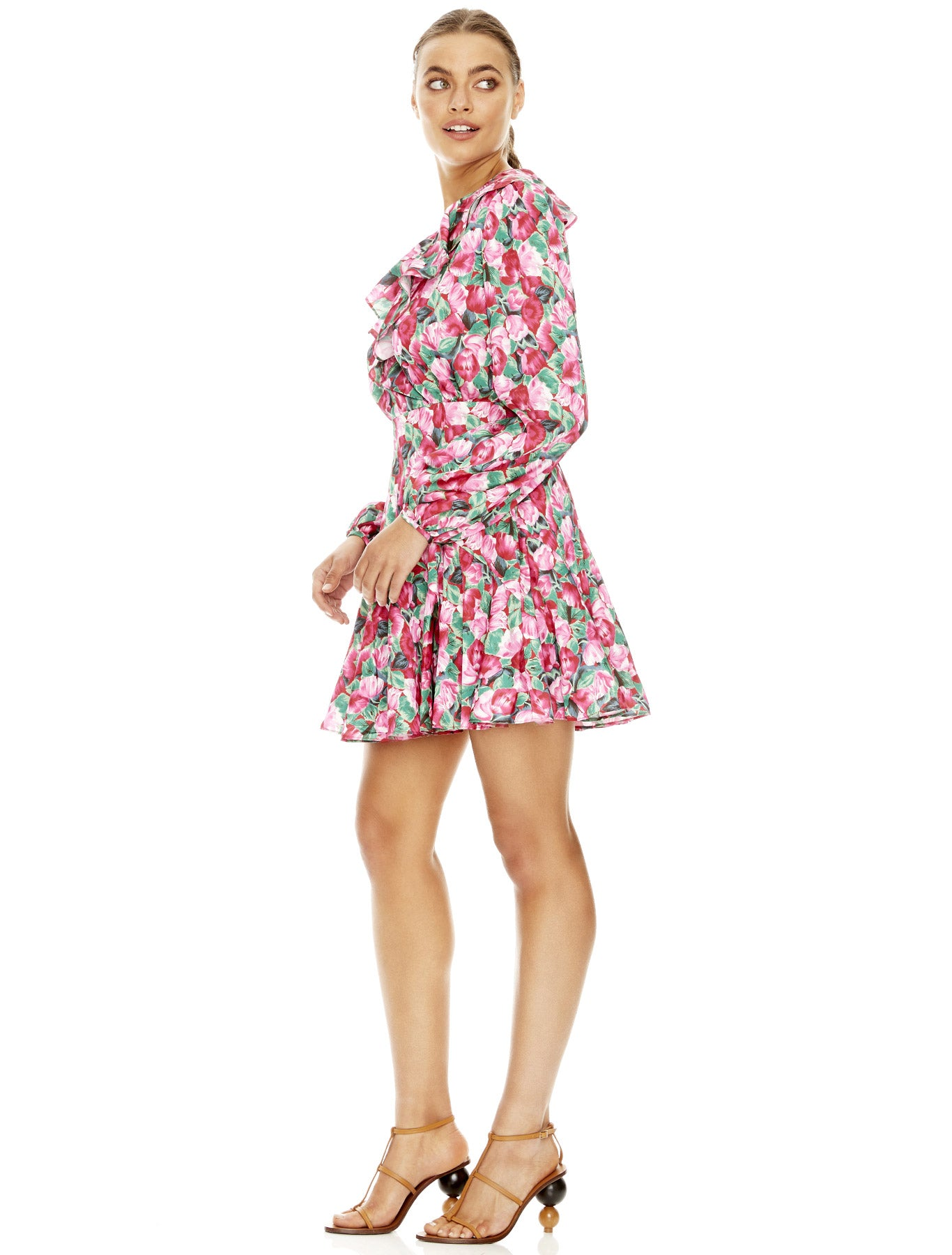 THE HEART OF LIFE MINI DRESS