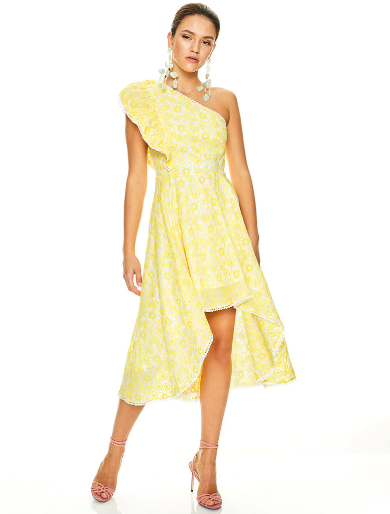 MARGARITA MIDI DRESS