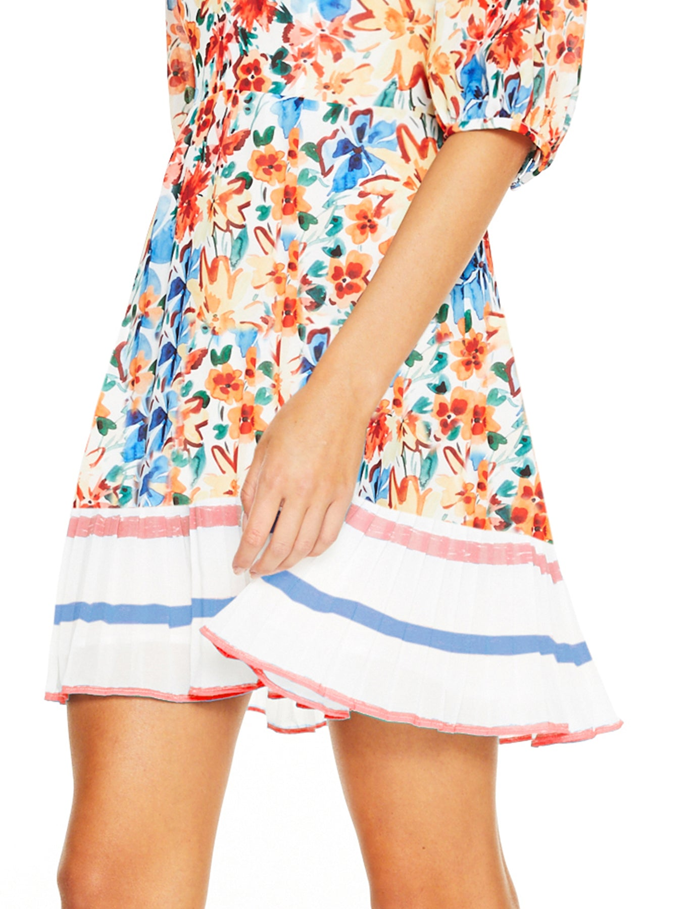 MERENGUE MINI DRESS