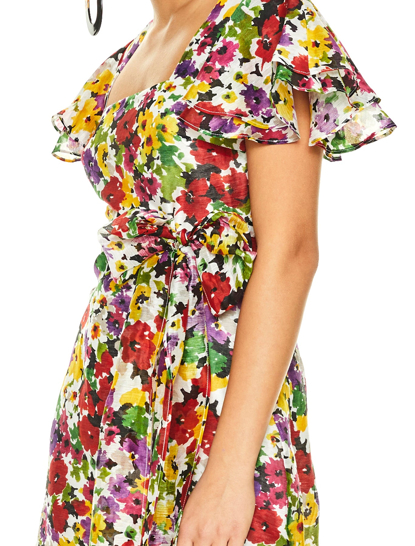THE BLOSSOM MINI DRESS