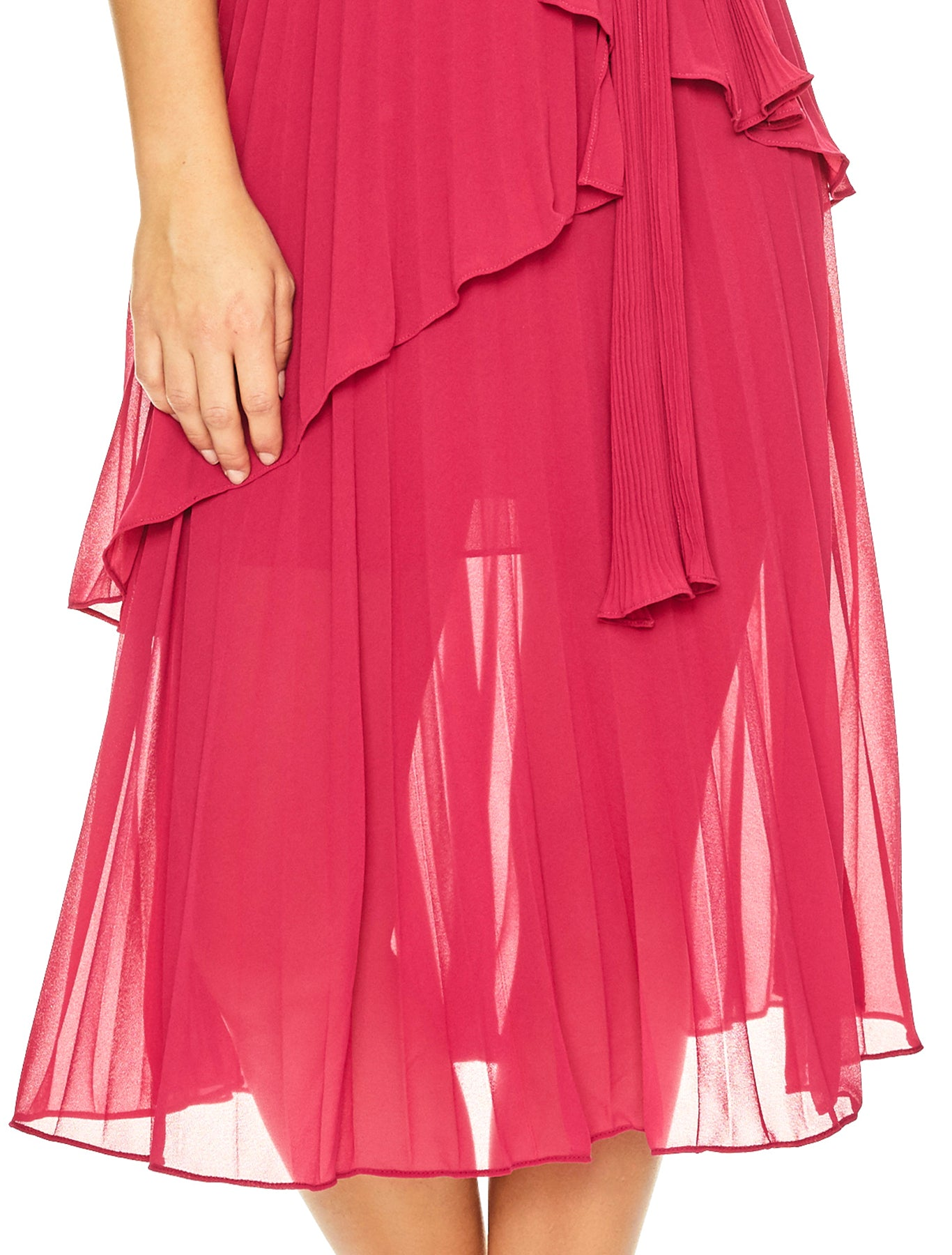 JODI DRESS FUCHSIA