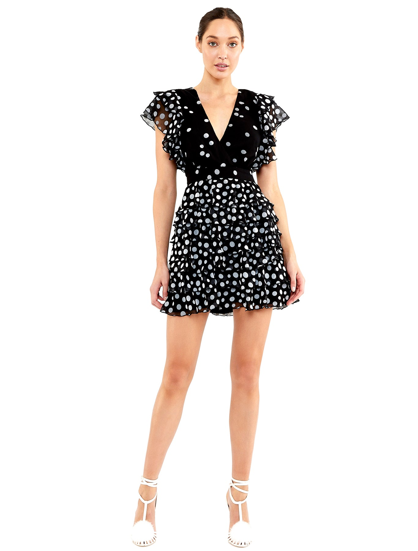 LOVE SHACK MINI DRESS