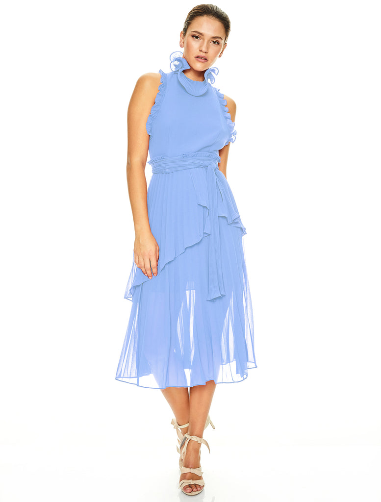 PRE ORDER | JODI DRESS BLUE BELL