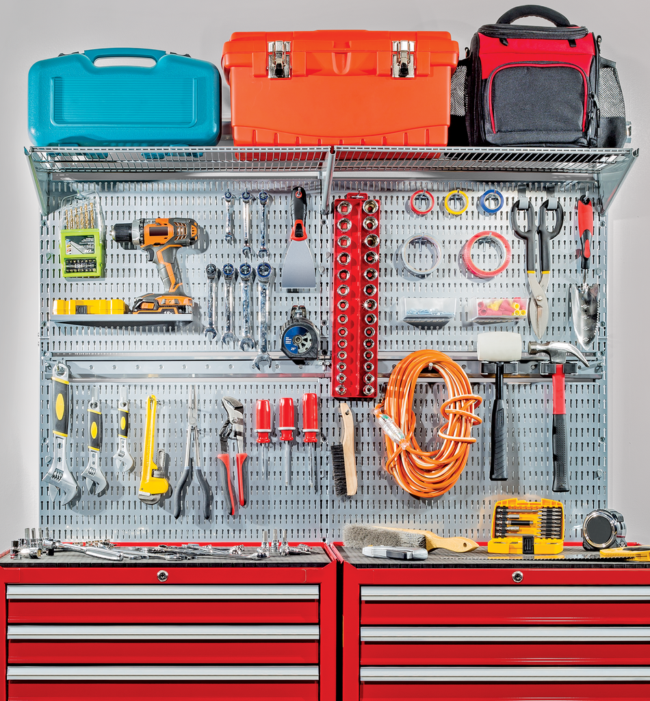 How to Cure Your Garage Envy