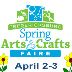 Fredericksburg Spring Arts and Crafts Fair 2016