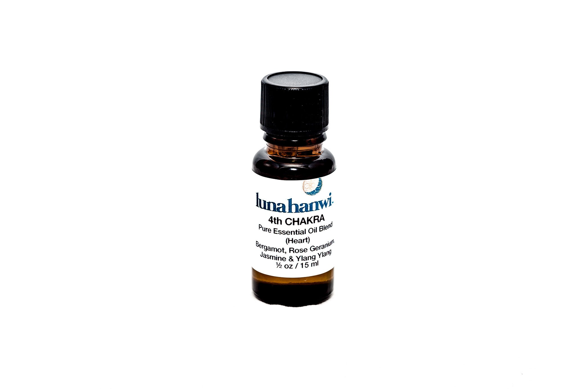 4th Chakra Essential Oil Blend (Heart) - Luna Hanwi