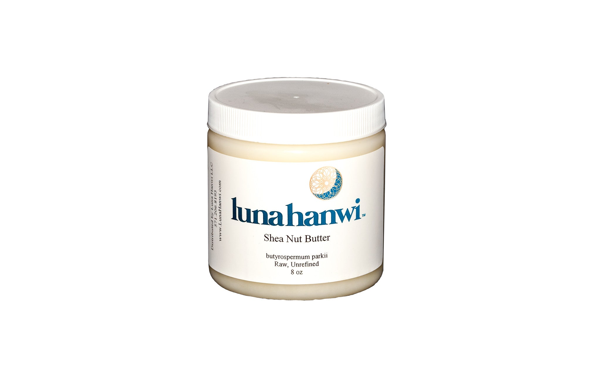 Unrefined Raw Shea Nut Butter - Luna Hanwi