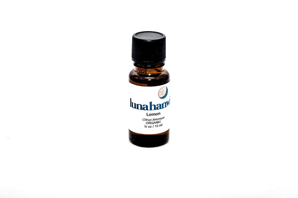 Lemon Organic Essential Oil - Luna Hanwi