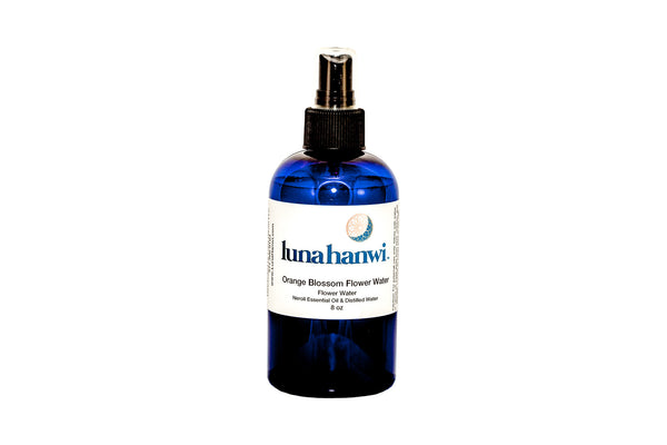 Neroli Orange Blossom Flower Water - Luna Hanwi