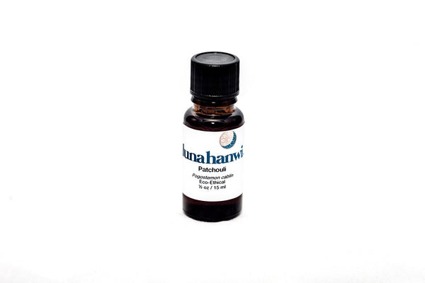Patchouli Essential Oil - Luna Hanwi