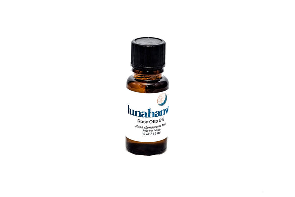 Rose Otto 5% Essential Oil - Luna Hanwi