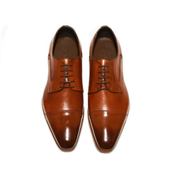 Conflict For Interest | Derby Lace-up Shoe | Dark Brown