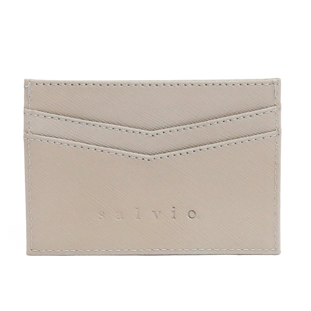 Salvio Berkeley Wallet | Grey | Pattern