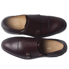 Peter & Porter City Calf Leather Shoe - Brown