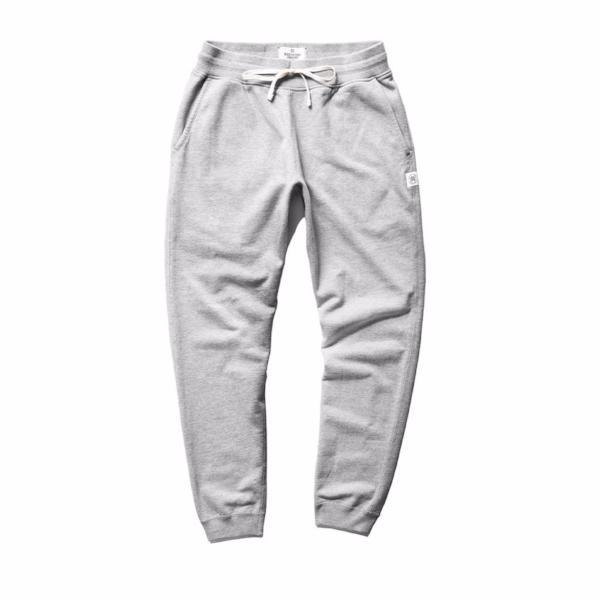 Reigning Champ - MidWeight Terry Slim Sweatpant - Grey