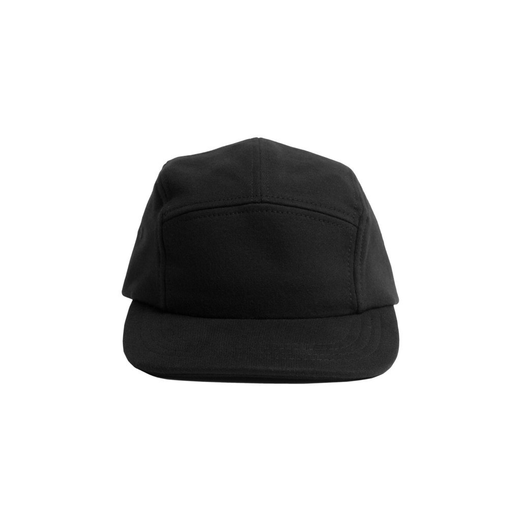 Reigning Champ - Terry 5 Panel Hat - Black