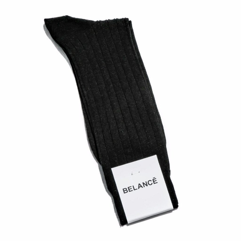 BELANCĒ Socks | Black