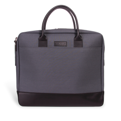 Ateliers Auguste | Keller 24hr Bag | Grey / Black