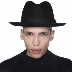 Don Paris Leon Hat - Black