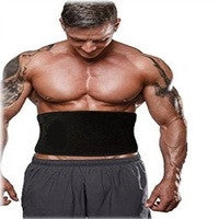 Men's Sauna Sweat Fat Burning Waist Trimmer
