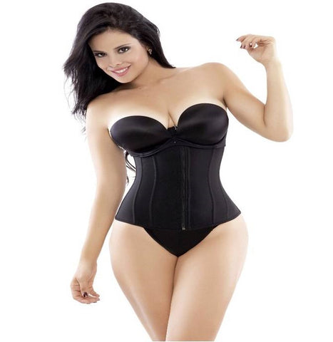 Amerie Clip & Zip Waist Training Faja - Powernet