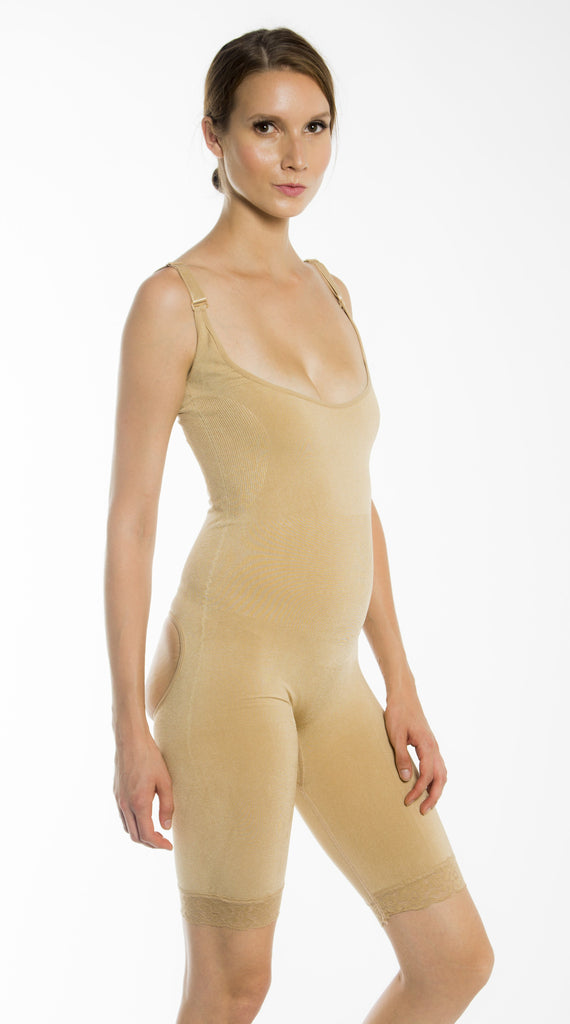 a5e3f692151 Delilah Seamless Full Body Shaper with Butt Lifter – HOUSE OF SHAPEWEAR