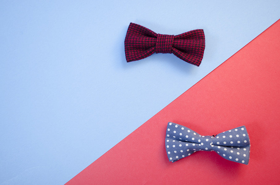 How to tie a bow tie and How to wear it