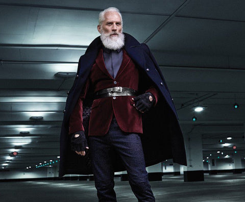 Paul Mason fashion santa
