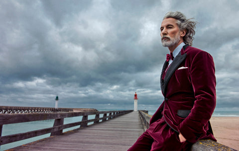 Aiden shaw photoshoot