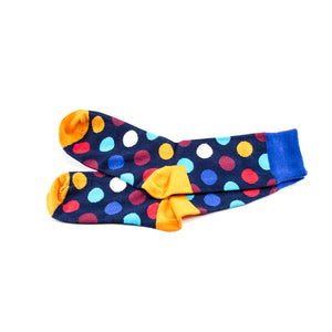 Destiny Seat - Polka dots socks