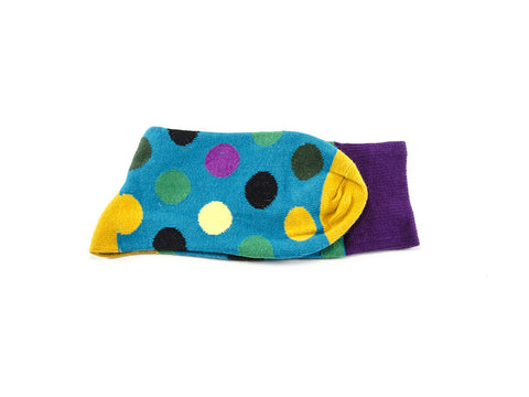 Double Up - Polka dots socks - parlour.club  - 1