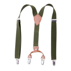 Casual Men's Suspenders 4 Points Parlour.Club