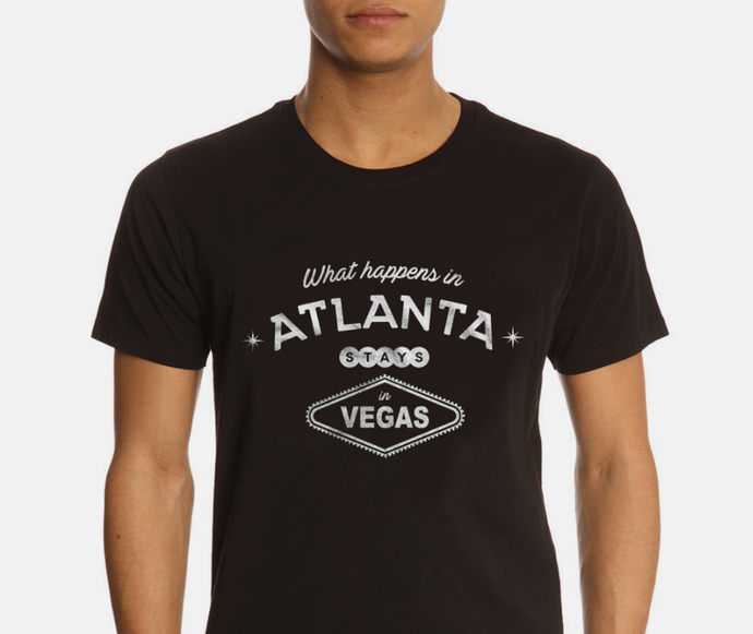 What Happens in Atlanta T shirt | Parlour.Club