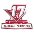 Alabama Crimson Tide National Champs