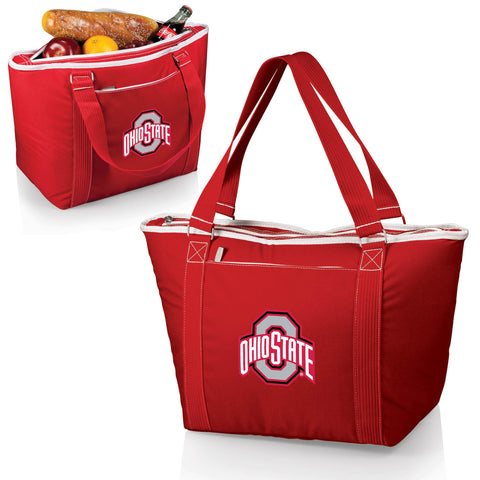 Ohio State Buckeyes Topanga Cooler Tote in Red