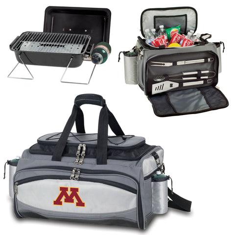 Minnesota Golden Gophers Vulcan Portable BBQ and Cooler Tote