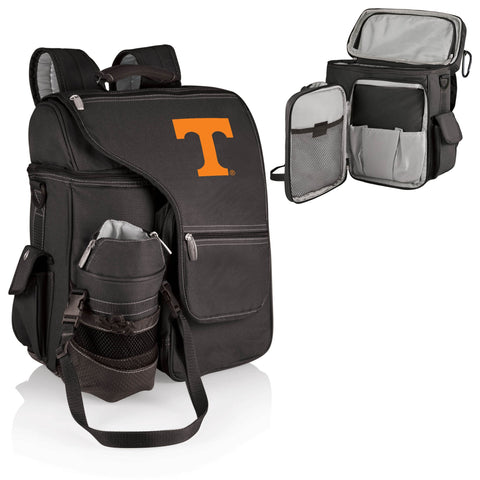 Tennessee Volunteers Turismo Cooler Backpack in Black
