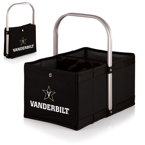 Vanderbilt Commodores Urban Basket in Black
