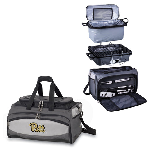 Pittsburgh Panthers Buccaneer Portable BBQ and Cooler Tote