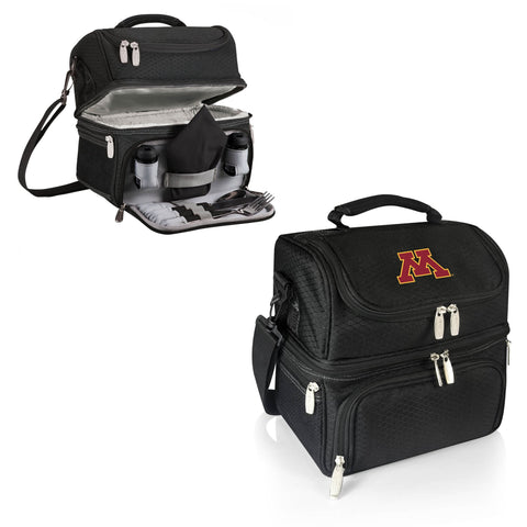 Minnesota Golden Gophers Pranzo Lunch Tote in Black