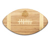 Ohio State Buckeyes Touchdown! Bamboo Cutting Board