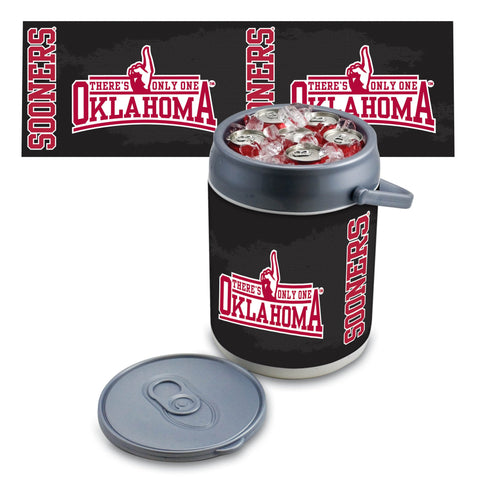 Oklahoma Sooners Can Cooler ('There's Only One' Design)