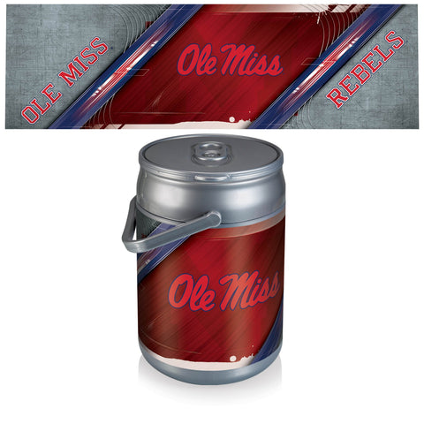 Ole Miss Rebels Can Cooler